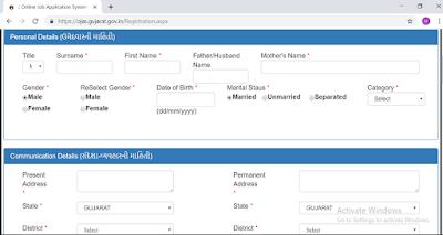 How to Registration On Ojas, Governmentvac