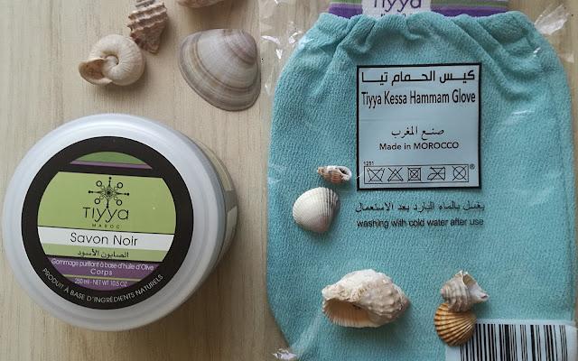Czarne mydło Tiyya Maroc - Czytaj więcej