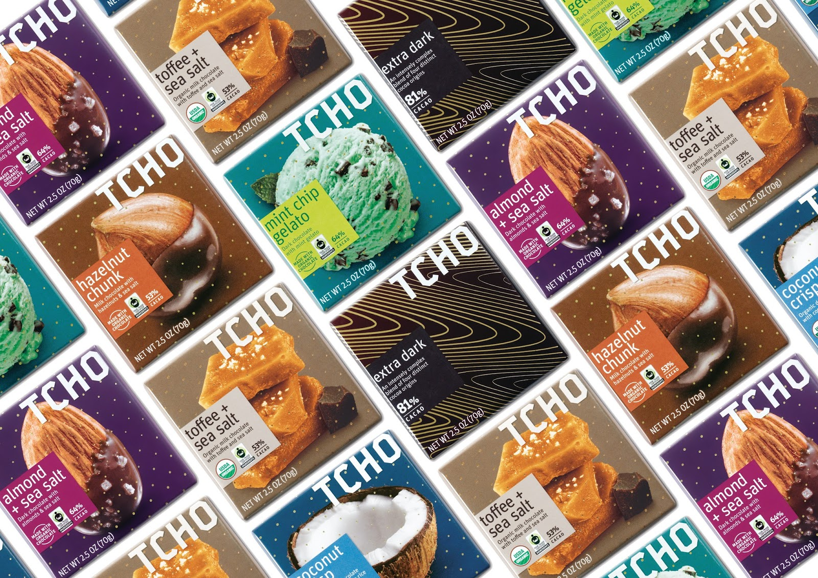 Tcho Chocolate On Packaging Of The World Creative