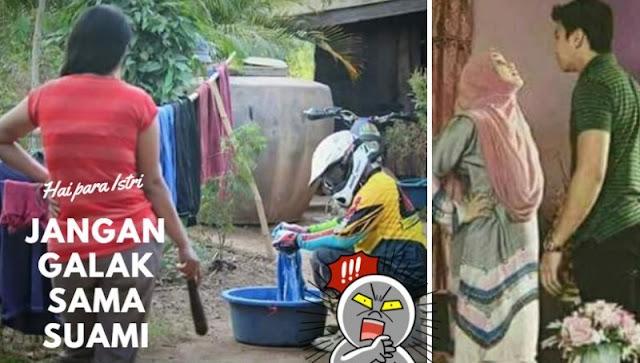 Suami Harus tau Mungkin Inilah Penyebab Kenapa Istri Suka Marah Marah kayak Macan kalau lagi di Rumah!