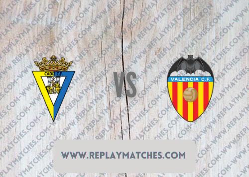 Cadiz vs Valencia Highlights 02 October 2021