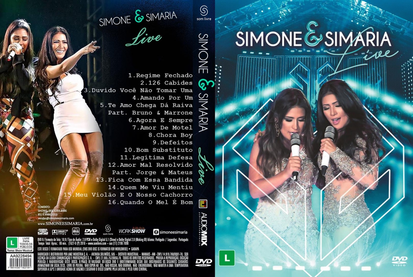 Download Simone & Simaria Live DVD-R Download Simone & Simaria Live DVD-R Simone 2B 2526 2BSimaria 2B  2BLive 2BDVD R 2BXANDAODOWNLOAD