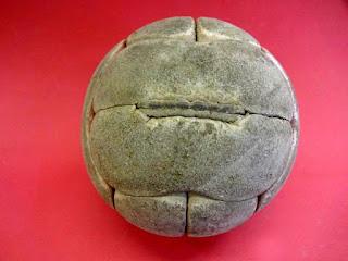 Balón Balonmano Antiguo