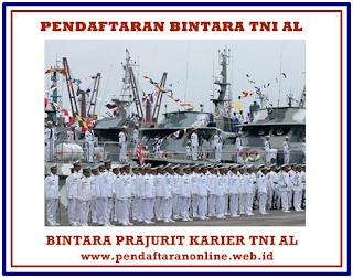 Pendaftaran Calon Bintara Prajurit Karier Tentara Nasional Indonesia AL Pendaftaran Bintara Tentara Nasional Indonesia AL 2019-2020