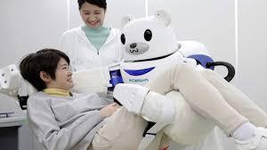 روبوتات الرعاية التمريضية تساعد بشكل أفضل في حركة المريض عند رفعة ونقلة