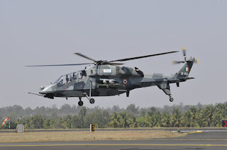 Light Combat Helicopter HAL India