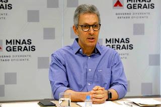 Romeu Zema nãp aprova motociata de Bolsonaro em BH