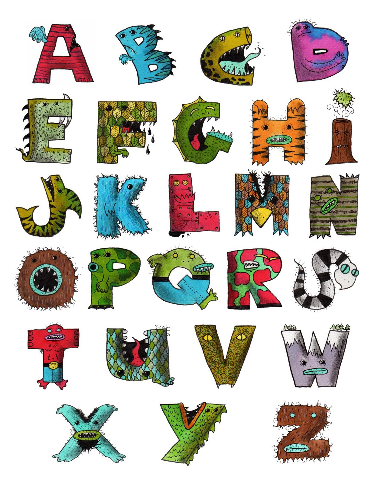 Behance Letters And Galleries On Pinterest