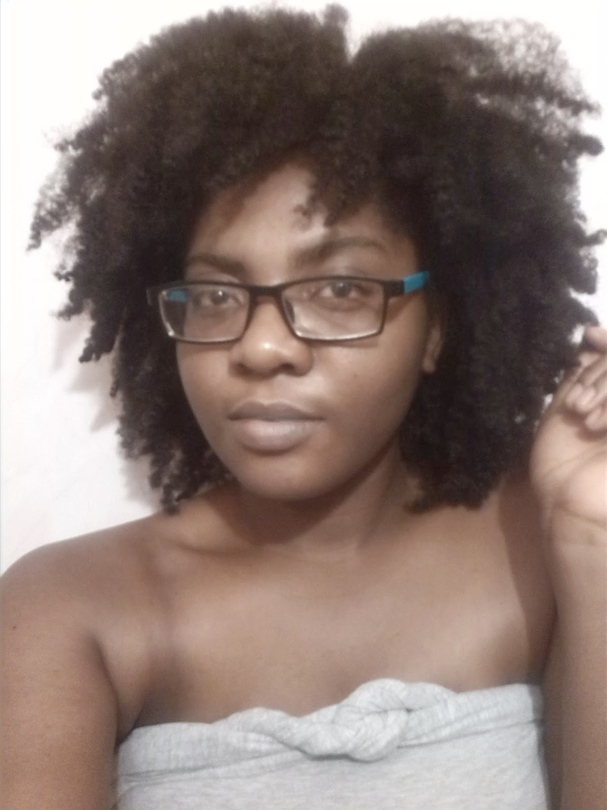 Natural Hair, Mayo results, afro, jamaican hair