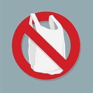 In the News: expect a start date for plastic bag prohibition now that reusable bags are Ok