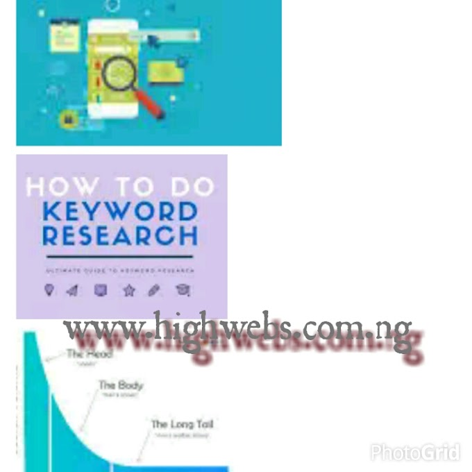 How to do keyword research 2019 (Easy Ways)