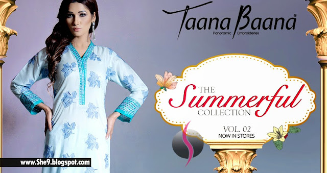 Taana-Baana Summerful Dress Designs