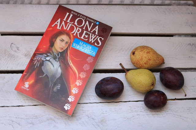 Ilona Andrews - Magia Wskrzesza