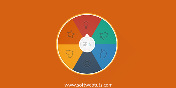 Jquery Spinner - Click To Spin Animated Spinner