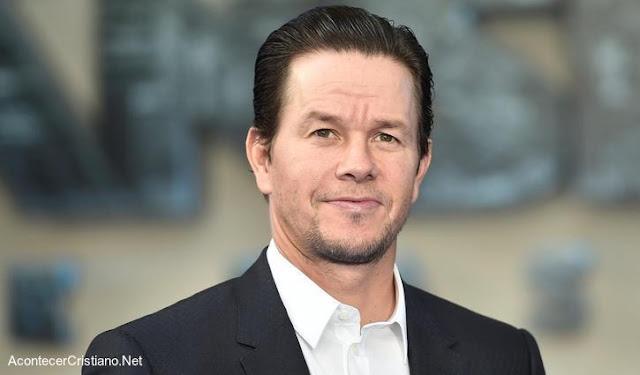 Actor cristiano Mark Wahlberg
