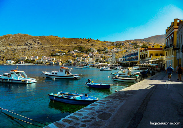 Ilha de Sými, Dodecaneso, Grécia