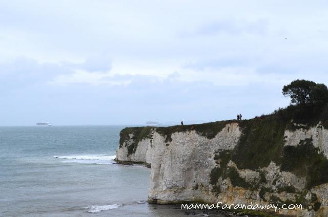 scogliere del Dorset