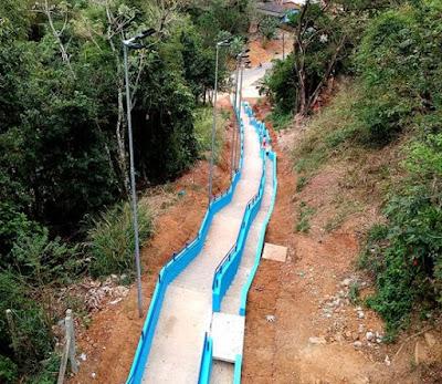 Prefeitura de Cajati finaliza mais uma obra com recursos próprios
