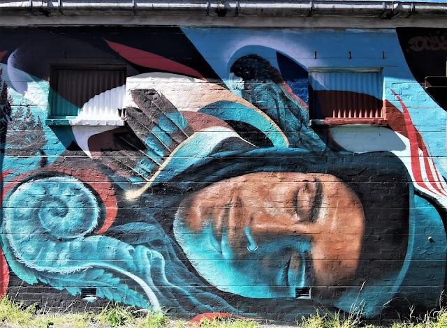 Katoomba Street Art   Dcydes