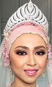 diamond crescent tiara brunei lady Dayangku Noraqilah binti Pengiran Bahar
