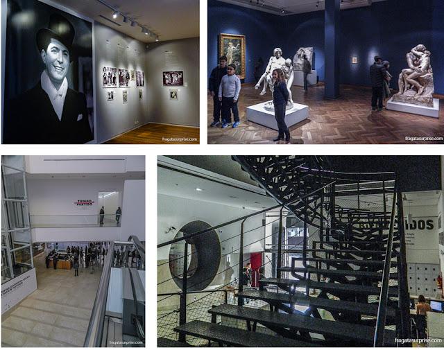 Museus de Buenos Aires: Casa de Carlos Gardel, o Museu Nacional de Belas Artes, o Museu de Arte Moderna e o Malba
