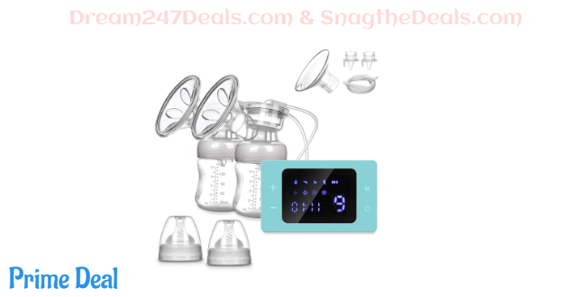 Electric Breast Pump 50%OFF