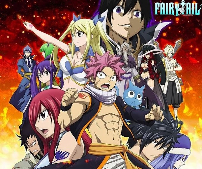 Fairy Tail Final Series Episode 51 English Subbed - Animepisode