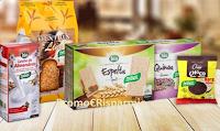 Logo Vinci gratis uno dei 5 packs di prodotti Santiveri ''Picnic estate 2019''