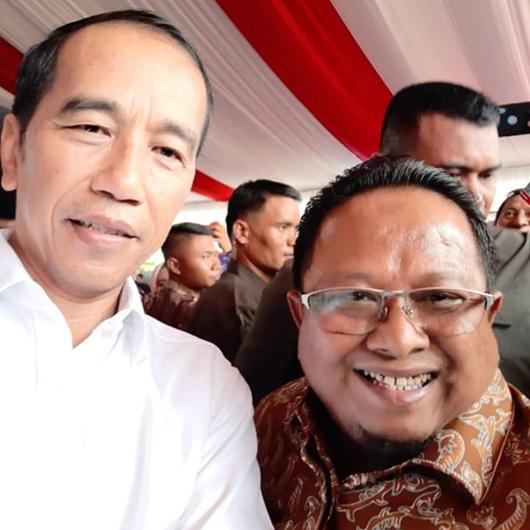 Kumpulkan Pemred Media, Jokowi Minta Disiapkan Draf Regulasi untuk Proteksi Dunia Pers