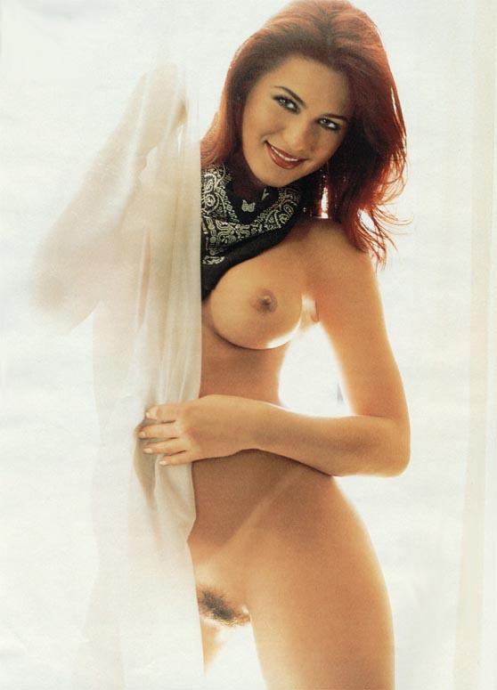 Livia Andrade pelada nua na playboy 12
