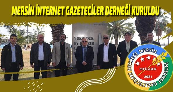 Mersin Haber,Mersin İnternet Gazetecileri Derneği,