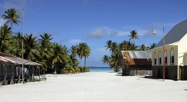 İzole Toplum: Palmerston Adası