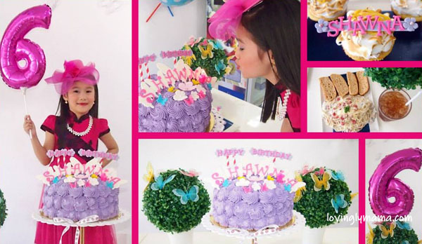 Shawna 6th birthday pictorial - Bacolod Cupcake Cafe - Bacolod restaurants - pink - Bacolod mommy blogger - birthday girl - Black Pink