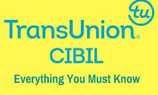 TransUnion CIBIL report October 16, 2019