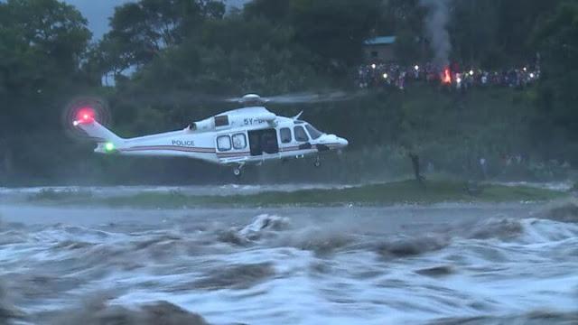Floods in Kenya worse than 1997-8 Elnino