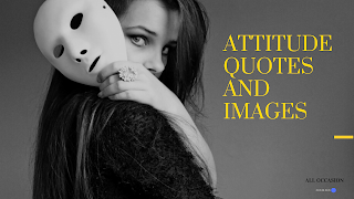 Attitude Quotes And Images
