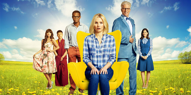 5 razones para ver 'The Good Place'