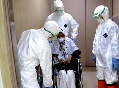 Meninggal Covid-19 di Kepri: Capai 1.302 Orang, Rata-rata Memiliki Penyakit Penyerta