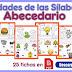 Actividades de las sílabas del abecedario