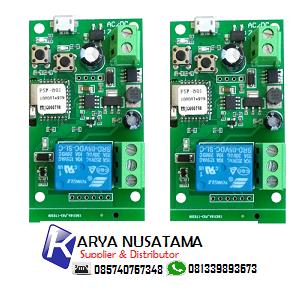 Jual Modul Relay WIFI Access Control Relay di Makasar