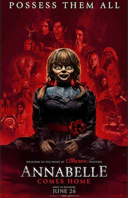Annabelle Comes Home 2019 Dual Audio Hindi 720p HDCAM 900MB