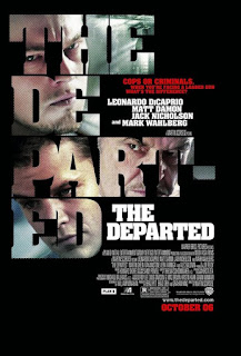 the departed 2006 poster