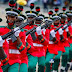 (PHOTOSPEAK) See How Nigeria Held It's Armed Forces Remembrance Day Celebration In Abuja Today