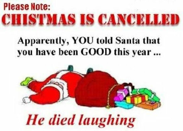 Funny Christmas card quotes