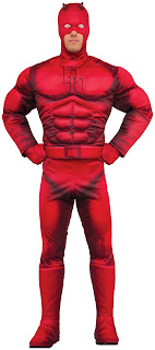 Daredevil Deluxe Adult Costume