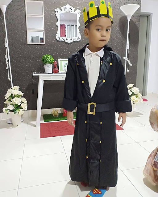 WORDLESS WEDNESDAY #761 | MAJLIS ULANG TAHUN DI SEKOLAH DARWISY