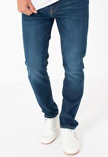 Guess Jeans - Мъжки Дънки по тялото