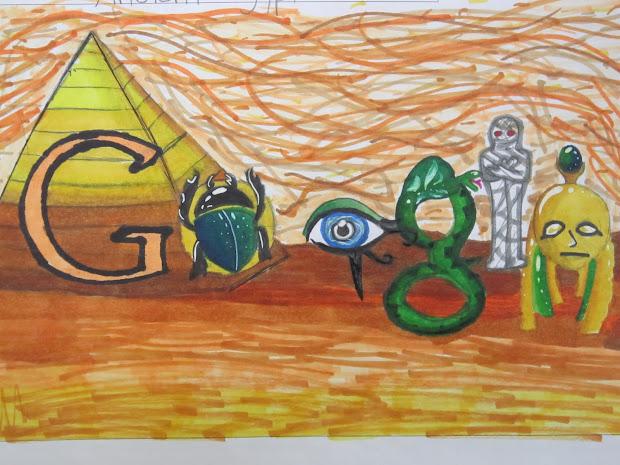 Doodle 4 Google Entry