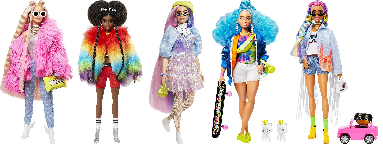 barbie extra