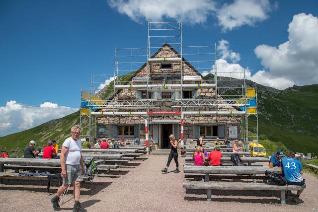 Fürstin-Gina-Weg  Augstenberg und Pfälzerhütte  Wandern in Liechtenstein 12